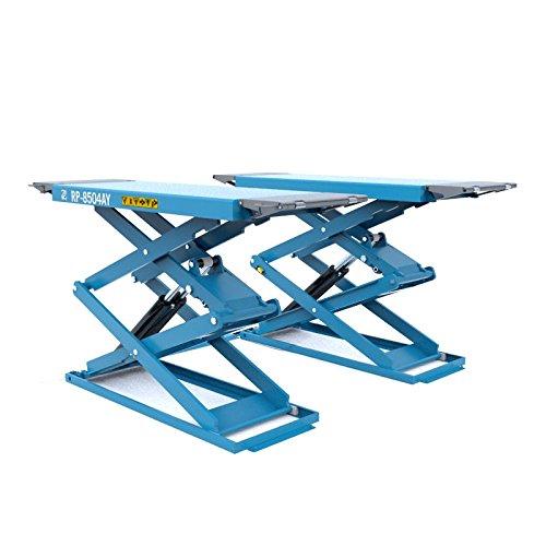 RP-Tools RP-R-8504AY-400V Hebebühne Schere hydraulisch OF 3.0 Tonnen, 400V, Höhe: 1.90m